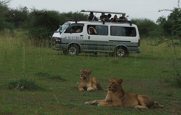 1 Day tour to Murchison Falls