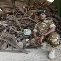 Ugandan ranger scopes Tusk Wildlife Ranger Award 2018