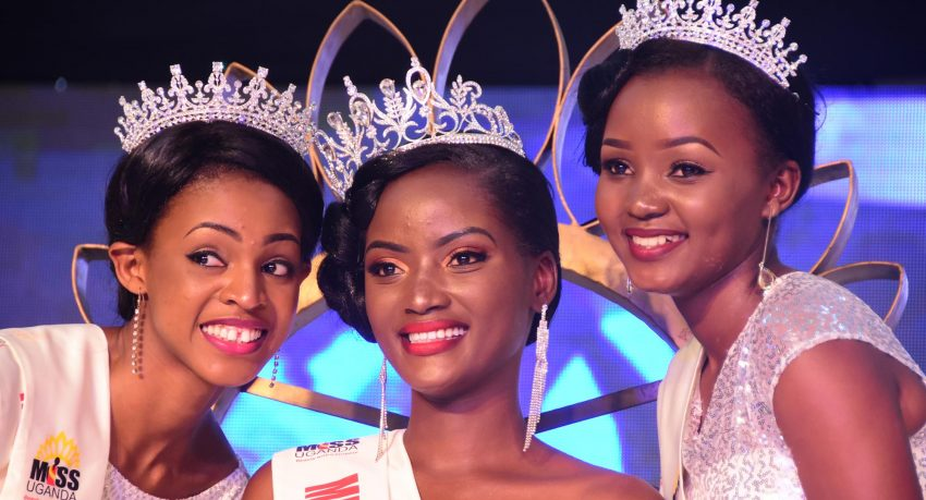 Ugandan girl crowned Miss World Africa 2018