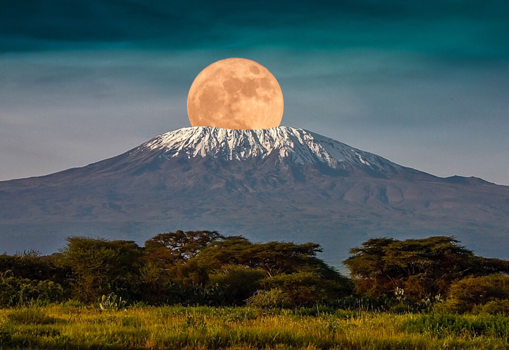6 Day Kilimanjaro Through Machame Route