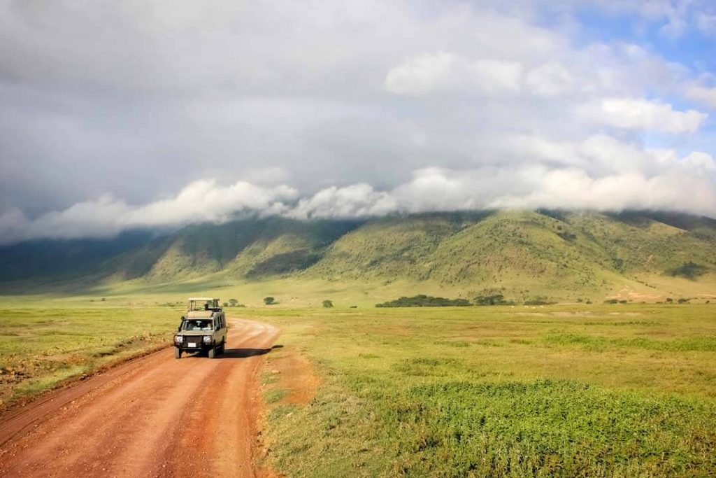 3 Day Serengeti NP Ngorongoro Crater
